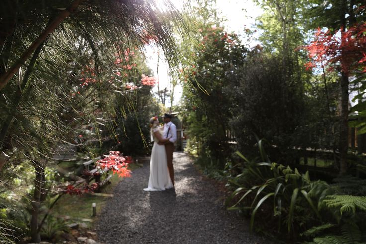 Garden weddings www.hushaccommodation.co.nz