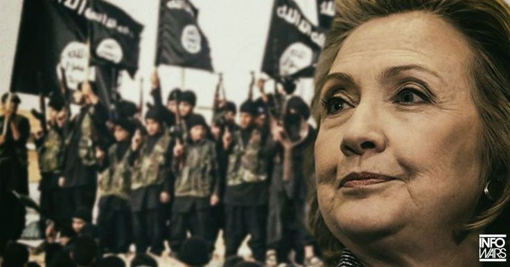 ARMS DEALER TIES HILLARY TO ARMING ISIS IN LIBYA, SYRIA DOJ drops charges to protect Clinton's presidential campaign