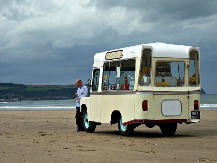 Ice Cream Van By Langleyo Xavier Via 500px