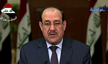 Iraq's Maliki: I won't quit as condition of US strikes against Isis militants