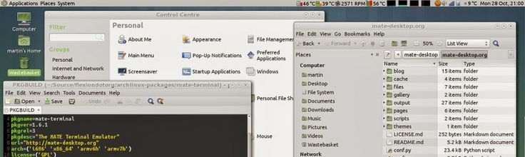 Finally Mate desktop environment will be available in Ubuntu 14.04