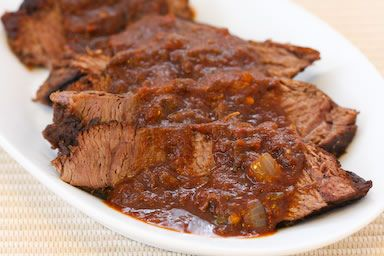 Southwestern Pot Roast from the Crockpot  (One of the easiest slow cooker recipes on my blog, and delicious for SBD Phase One!)