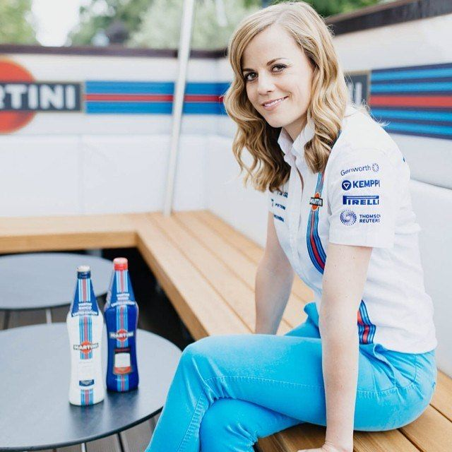 Susie Wolff (born: December 6, 1982, Oban, United Kingdom) is a British racing driver from Scotland.She is a DTM driver. She is signed by Williams F1 Team as team's development driver. She is married to Toto Wolff, who is a an Austrian investor and racing driver.