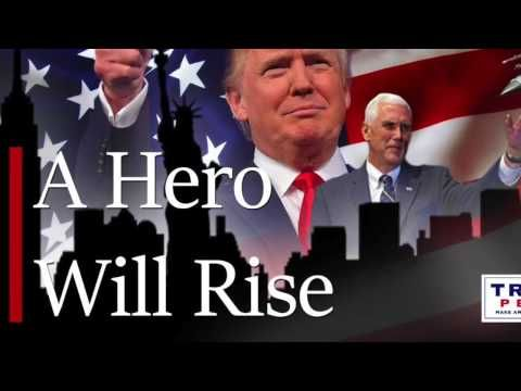 God Bless Trump & the USA - Make America Great Again Song - Based on Lee Greenwood's Song - YouTube