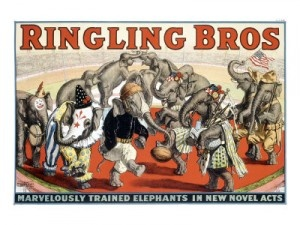 Ringling Brothers Circus tickets at amway