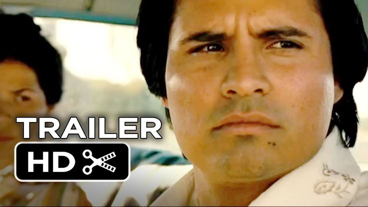 2nd Trailer for the Michael Peña, America Ferrera film 'Cesar Chavez: An American Hero'.