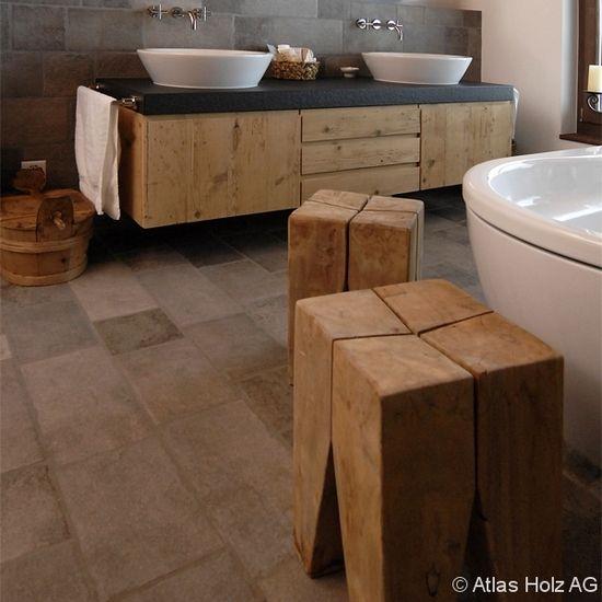 Atlas Holz AG - Referenzen Altholz
