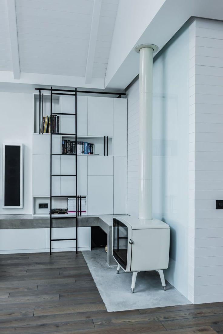#Moderne Innenräume Haus Auf Stelzen Im Litauischen Wald Hat Die Schönsten  Innenräume #decoration #