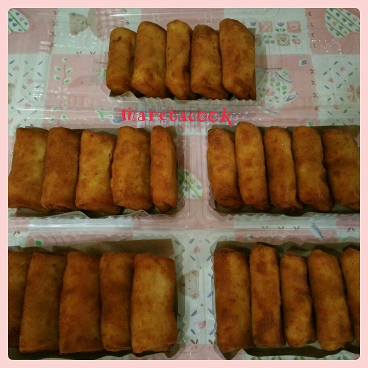 7 pack risoles ragout goreng dan 2 pack risoles ragout frozen for today