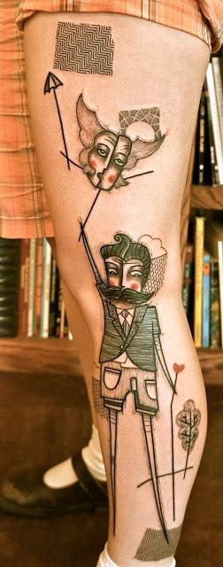 Tattoo by Noon #tattoo  #ink #tattoos