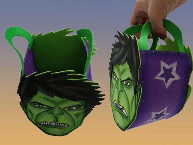 Cotillones cara de Hulk  Medidas: 20 ancho x 16 alto