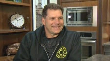He has worked the front lines helping Calgary's homeless for well over a quarter century and is the CTV Calgary Inspiring Albertan this week.  The homeless are near and dear to Pat Nixon's heart because he was once one of them.
