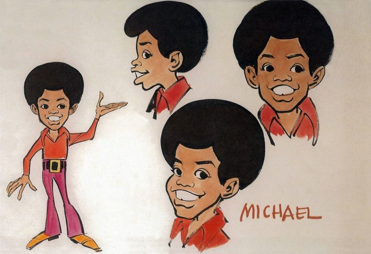 Jackson 5 Cartoon Characters : Best jackson gary s own images on pinterest