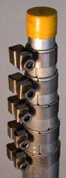 Aluminium Telescopic Mast 10m (33ft)