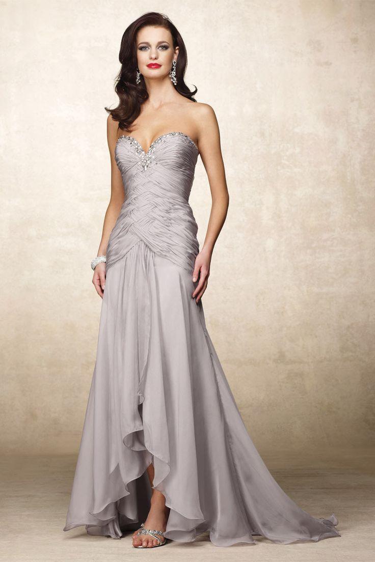 Prom dress fetish