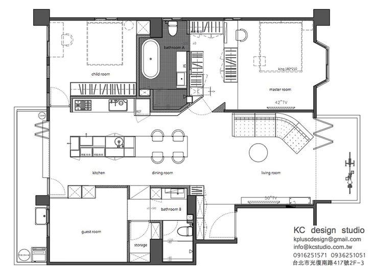 149 best {DECO} PLAN MAISON images on Pinterest Small apartments