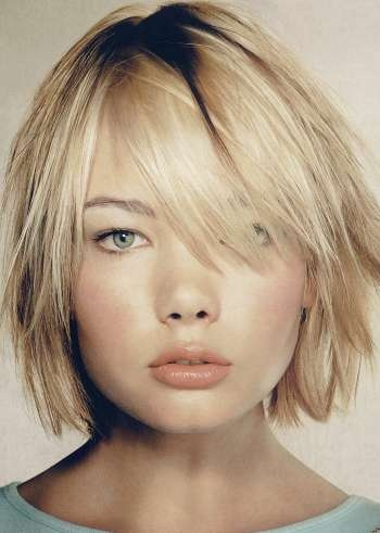how to give yourself a short layered haircut 25 best hairstyle tester ideas on 2990 | 1b236675964722e874668b66867ac289 choppy bob haircuts short layered hairstyles