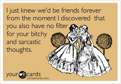 HA!: Funny Friendship Quotes, Best Friends, True Friends, Funny Shit, Bestfriends, Friends Forever, Funny Quotes, Funny Stuff, Quotes Funny Friends