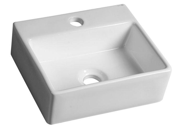 GIULIA keramické umývátko 33,5x11,5x29 cm (BH7002)