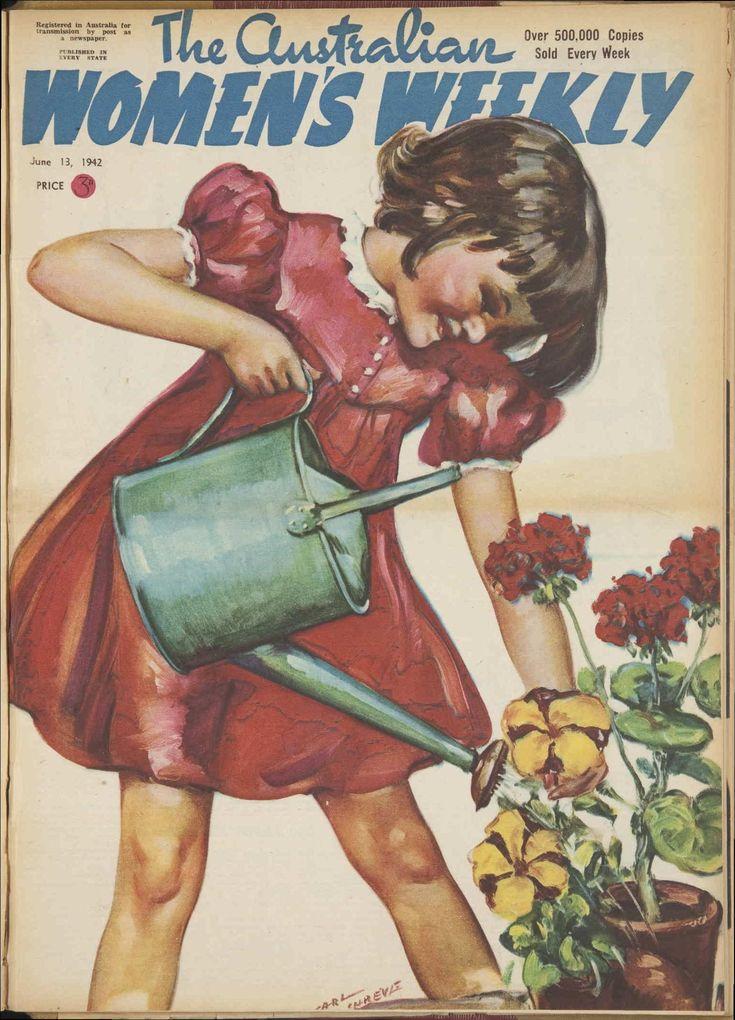 Issue: 13 Jun 1942 - The Australian Women's Wee...
