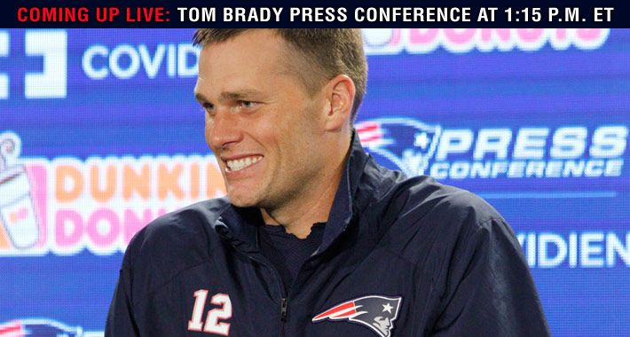 Tom Brady Press Conference Today | coming up tom brady press conference patriots quarterback tom brady
