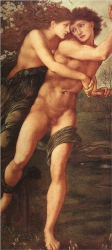 Phyllis and Demophon - Edward Burne-Jones: Edward Burne Jon, Edward Burnejon, Preraphaelit, Art, Pre Raphaelites, Edward Burning Jon, Sir Edward, Burning Jones, Phylli