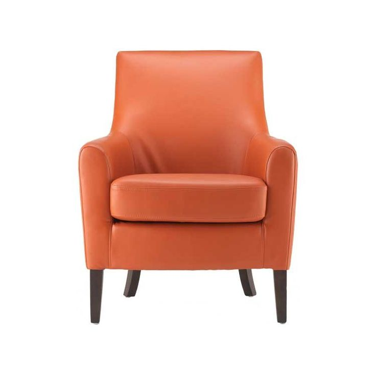 [vlaw] we have a pair of similar, but darker, more burnt orange styled chair for the living room.