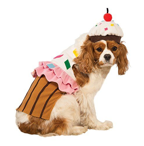 rubies cupcake dog costume small dog halloween - Halloween Costume For Small Dogs