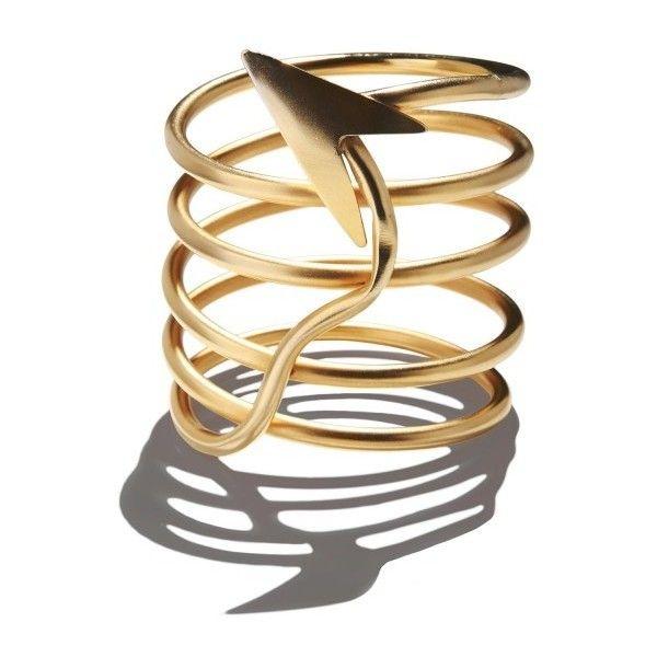 Vintage Versace bracelet by Ugo Correani | LaDoubleJ (€450) ❤ liked on Polyvore