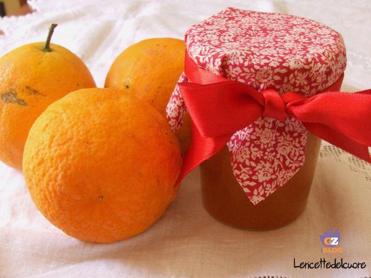 Marmellate di arance, una ricetta semplice, per una marmellata con le arance di Sicilia da tenere in diaspensa per tutto l'inverno, semplice e buonissima