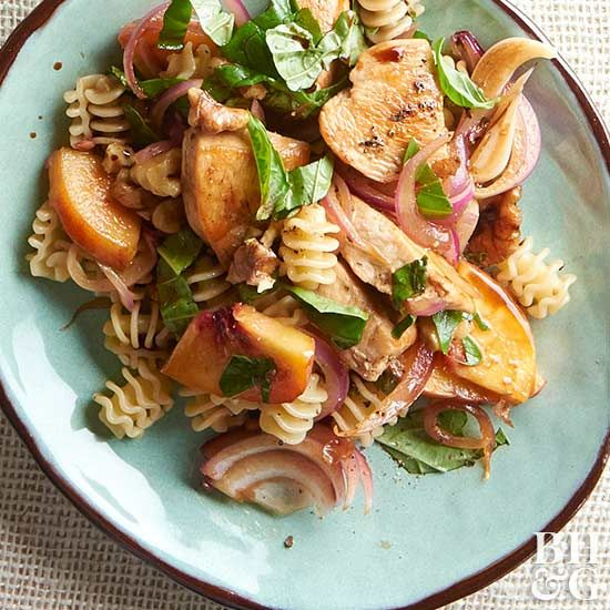 Served warm, this pasta salad is like nothing you've had before.