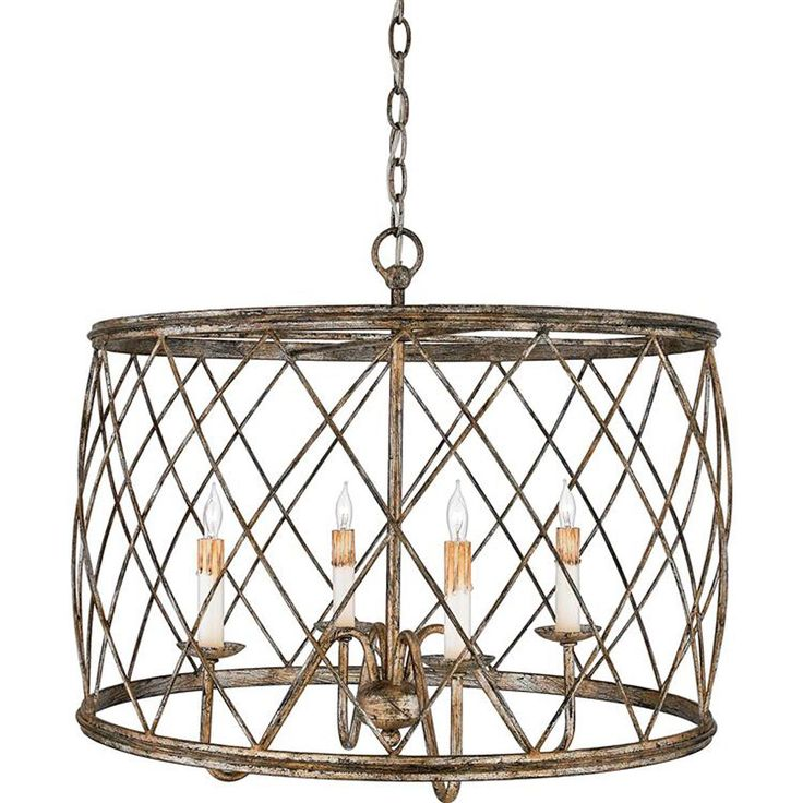 92 best lighting images on pinterest chandeliers for the home and trellis cage drum chandelier aloadofball Images