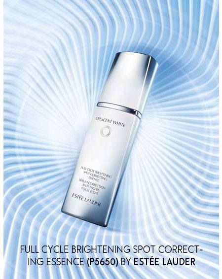 Estee Lauder New Crescent White Full Cycle Brightening for Spring 2015