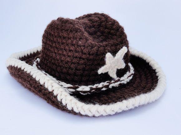 POR FAVOR CONSULTE O VALOR DO FRETE ANTES DE REALIZAR A COMPRA.    Chapéu country feito em crochê para ensaios fotográficos em recém-nascidos.    Pode ser confeccionado nas cores que desejar.  Consulte-nos para outros tamanhos.