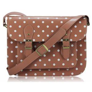 Polka dot bag <3.