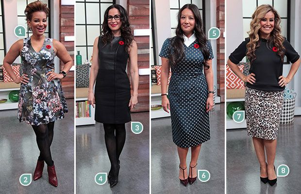 What We Wore: The November 10 edition