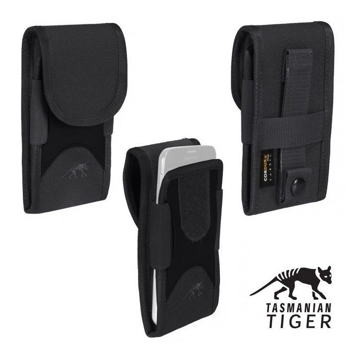 Tasmanian Tiger Tactical Phone Cover LARGE black - Custodie telefoni - Equipment
