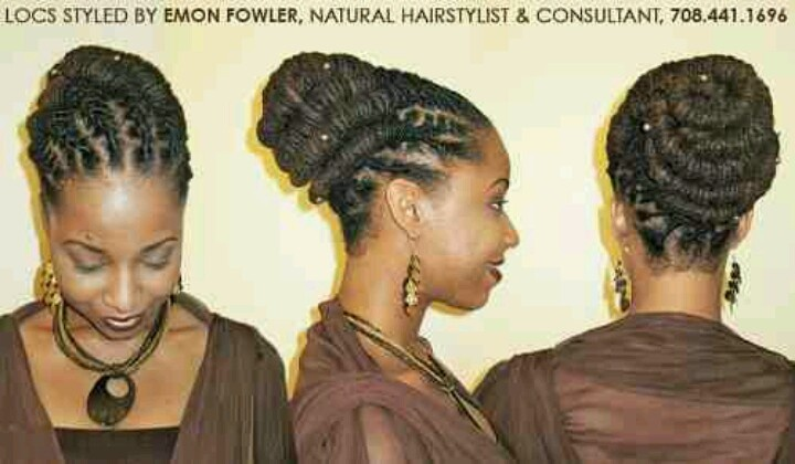 Natural Hair Locs Styles: 521 Best Images About Natural Hair And Locs♡ On Pinterest