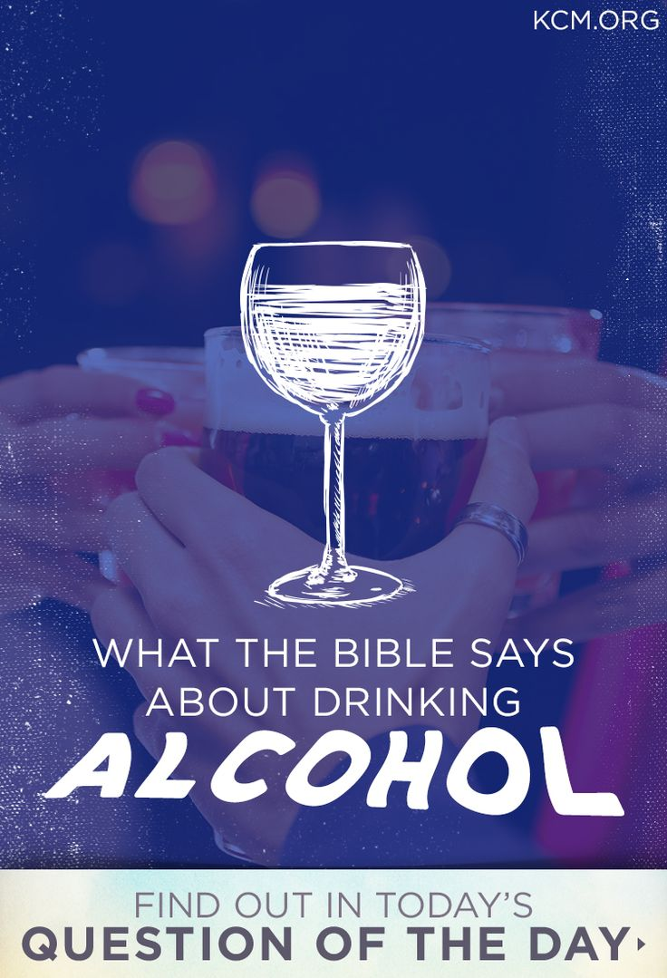 What does the Bible say about drinking alcohol / wine? Is ...