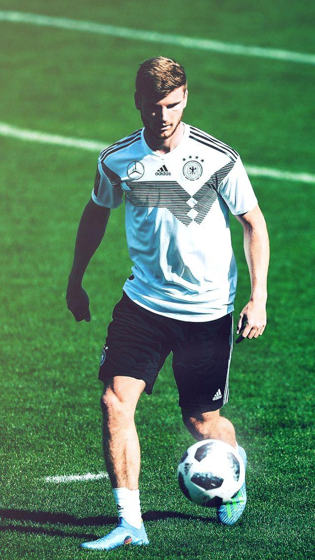 Timo Werner Dfb Team Fussball Und Deutsche Fussball Bund
