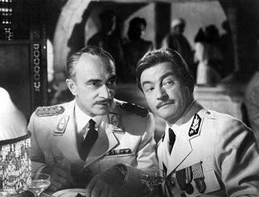 Casablanca : Photo Claude Rains, Conrad Veidt, Michael Curtiz