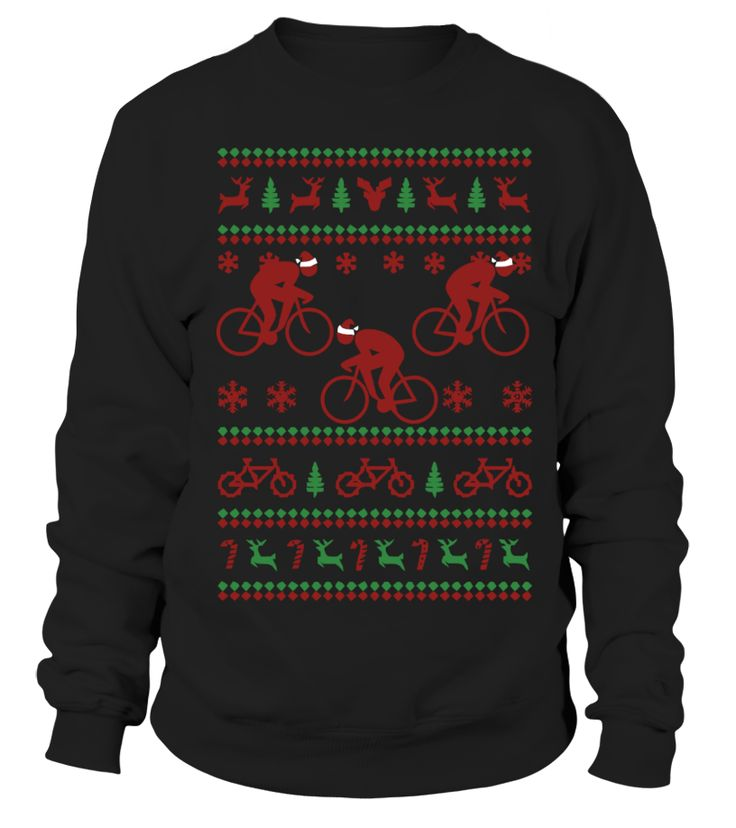 CYCLING UGLY CHRISTMAS SWEATER   => Check out this shirt by clicking the image, have fun :) Please tag, repin & share with your friends who would love it. #dad #daddy #papa #shirt #tshirt #tee #gift #perfectgift #birthday #Christmas #fatherday