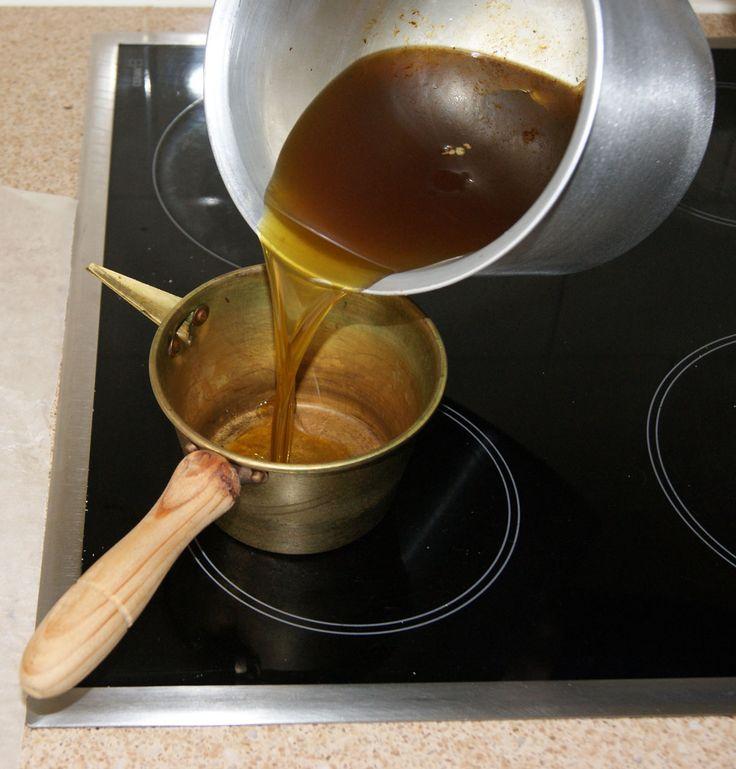Bijenwas kaarsen maken, hoe doe je dat?