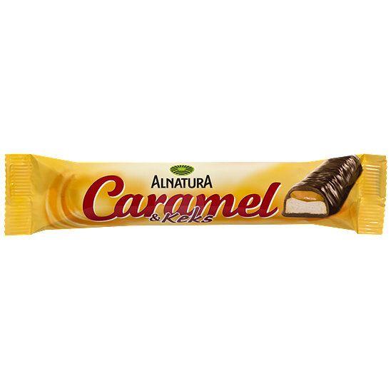 Alnatura Riegel Caramel & Keks, Riegel & Fruchtschnitten, Schokolade im dm Online Shop kaufen.
