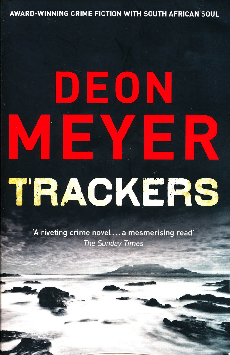 The seventh of Deon Meyer's crime novels. Interesting for their characters and plots and insight into the new post-apartheid South Africa. Set mostly in and around Cape Town. Translated from Afrikaans.