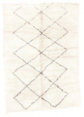 Kelim+Marokkaanse+Berber+tapijt+Beni+Ouarain+285+x+205+cm