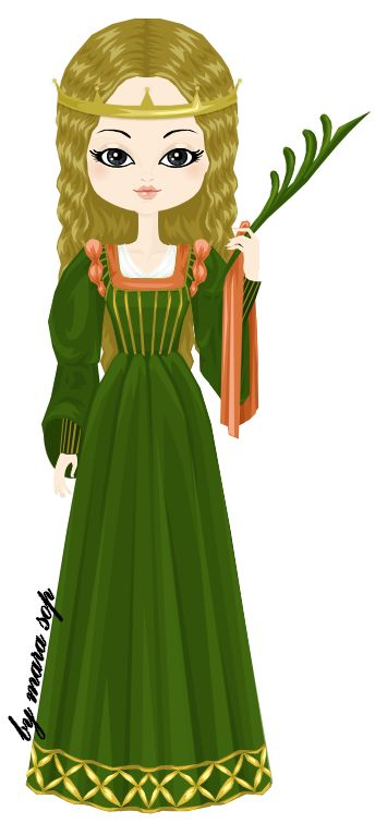 Niamh of Sevenwaters from Sevewaters Trilogy. Niamh is the eldest daughter of Sorcha and Hugh of Harrowfield, sister of Sean and Liadan. She is beautiful and full of life, and ends up falling for a...