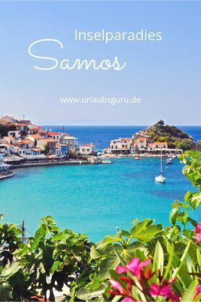 Samos ist die ägäische Insel der Natur, der Sonne und der griechischen Lebensfreude.