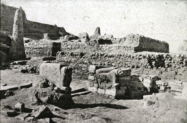 Malatya -Arslantepe General view