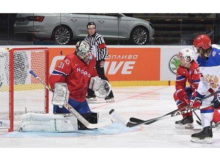 Lars Volden Norway IIHF WC 2015